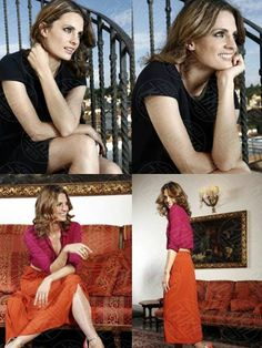 fotoshoot 2014 - unfortunately bad quality . thx kika for the shoot - cant wait for the official highquality version! Vanity Fair Italia, Castle Beckett, Stana Katic, Cant Wait, Her Style, Her Hair, Culture, Actresses, Sexy