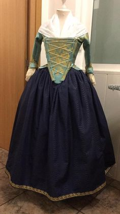 1700s Dresses, Formal Dresses, 18th Century Dress, Rococo Fashion, Fairytale Dress, Fantasy Dress, Period Costumes, Historical Costume, Fashion History