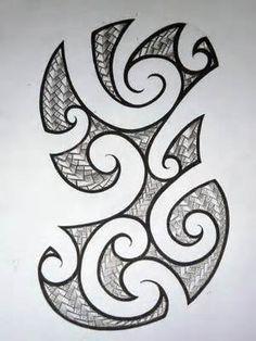 Image detail for -Stylized Maori Tattoo Designs | Tattoo Hunter