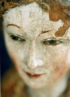 Maria Magdalena sculpture
