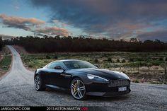 2013 Aston Martin DB9 by Jan Glovac Photography, via Flickr