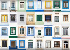 André Vicente Goncalves - Windows of the World - Albufeira Window Photography, Window Grill, Goncalves, Glitter Houses, Window Design, Photography Projects, Windows And Doors, Architecture, Ramen
