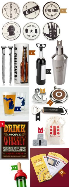 #beer, #wine and #cocktail lover's gift guide