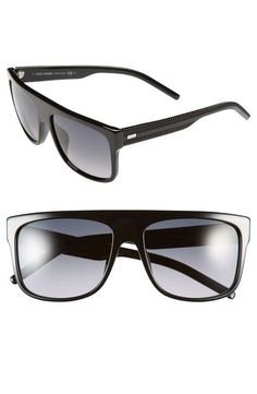 Christian Dior | 58mm Sunglasses | sunglasses #christiandior #sunglasses