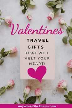 Whether youre in a relationship single or its horrendously complicated there is one thing for sure - you cant hide from Valentines Day. Here are some gifts for the travel lover in your life! Travel Advice, Travel Guides, Best Travel Gifts, Travel Gadgets, Travel Hacks, International Travel Tips, Travel Reviews, Travel Couple, Travel Essentials