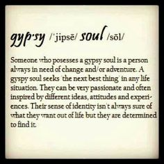 Almost a restless torment but somehow an ever changing passion. I am a gypsy soul, a hippie heart and a lover of my husband who will always be my constant.