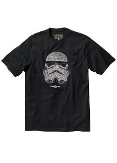 Bling'd out Star Wars Storm Trooper T-Shirt By Marc Ecko  - Marc Ecko Enterprises