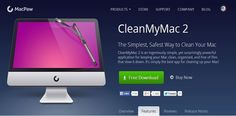 CleanMyMac 2 – Keep Your Mac Fast, Clean and Organized