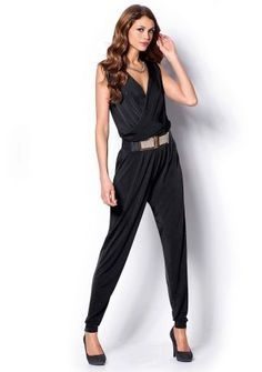 Overal bez rukávov #ModinoSK #coverall #fashion #overal #moda #damskamoda #trend #style #original All Fashion, Womens Fashion, Ralph Lauren, Lookbook, Ideias Fashion, Jumpsuit, Style, Dresses, Up