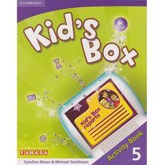 Kid's Box 5 Activity Book