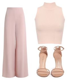 """Classic"" by jasmine077 ❤ liked on Polyvore featuring WearAll, Zimmermann and Stuart Weitzman"