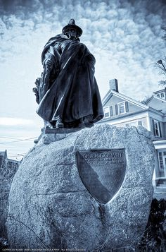 Salem, Massachusetts. The coolest place I've ever been. It was fascinating I want to go back with brad