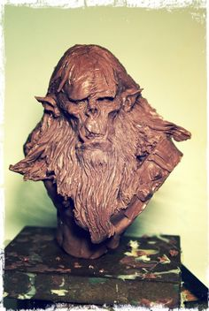 clay sculpt creature - Cerca con Google