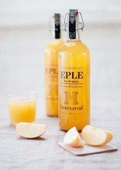 Hovelsrud Jam &Juice - The Dieline - #packaging