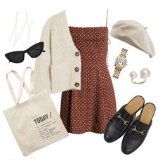 Image in outfits 9 collection by vodkabitchess Cute Casual Outfits, Outfits For Teens, Spring Outfits, Winter Outfits, Vintage Outfits, Fashion Outfits, Womens Fashion, Everyday Outfits, Aesthetic Clothes