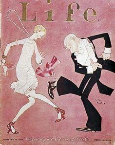 20s Life magazine cover