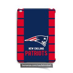 New England Patriots iPad Air Mini 2 3 4 Case Cover - Cases, Covers & Skins