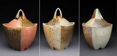 Making Lidded Jars That Work Together Like a Happy Marriage - BILL WILKEY