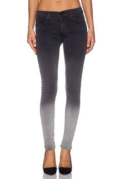 James Jeans James Twiggy 5 Pocket Legging in Hombre Slate