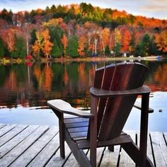 visit Maine in the fall. This picture is why...beautiful.
