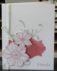 Hill Country Stampin' :: Sale-a-bration In Time For Valentine's Day!