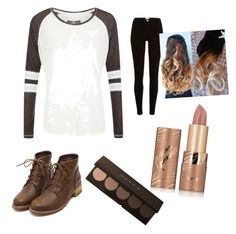 """Untitled #7"" by brooklyne200 on Polyvore featuring Superdry and tarte"