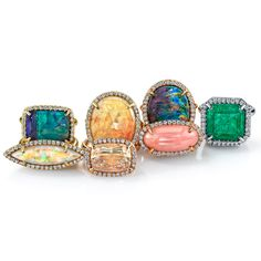 Ring Collection by Irene Neuwirth
