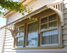 Top Useful Tips: Canopy Outdoor Receptions ikea canopy black white.Pop Up Canopy Popup canopy house dorm room. Window Canopy, House Front, Windows And Doors, Awning Windows, Windows Exterior, House Exterior, Shade House, Timber Windows, Outdoor Window Awnings