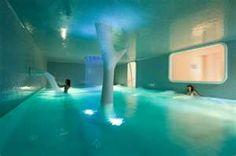 Modern Wellness Spa Design Exedra Nice Hotel Luxury Interior Styles ...