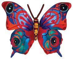 david gerstein art | Mira Butterfly Metal Sculpture by Artist David Gerstein – BellaKoola ...