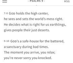 Psalms 9