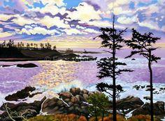 Elissa Anthony - Vancouver Island Artist