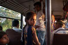 Bus ride, Mandu