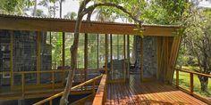 NATUR: Arkitekten la inn solens bevegelse, vindretninger og ønsket utsikt da han tegnet prosjektet.