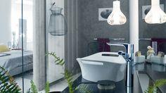 Badkamer Axor Urquiola : Beste afbeeldingen van badkamers bathrooms bathroom bath