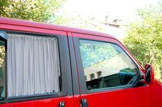 Hochwertige Autogardinen für PKW, Van und Transporter. Das Gardinenset enthält Gardinen für alle Seitenfenster, das Heckfenster und eine Fahrerhausab… Wuppertal Germany, Transporter, Car, Autos, Interior Trim, Vehicles, Automobile, Cars