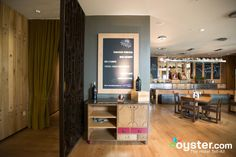 Restaurant at the Andaz Napa Hotel Reviews, Restaurant, Wine, Bar, Places, Table, Furniture, Home Decor, Decoration Home