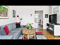 Como decorar apartamento pequeno com sala e cozinha conjugada