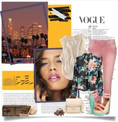 A Day in L.A., created by sue-evelyn-ashleniq on Polyvore