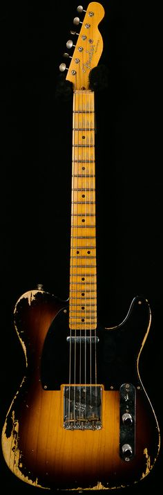 2016 Collection 1951 Telecaster Heavy Relic   New Arrivals   Wildwood Guitars