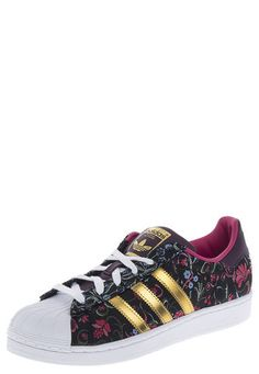 f31b80d58c7 Lifestyle Negro adidas Superstar W adidas Zapatos Deportivos Mujer