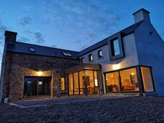 Joe Fallon Architectural Design in Dublin and Co Waterford are experts in residential, private and commercial architecture, Design and Planning. House Designs Ireland, House Ireland, Ireland Homes, Dublin Ireland, Architecture Ireland, House Outside Design, Car Backgrounds, Cottage Renovation, Commercial Architecture