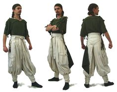 Awesome hakama! Summer 08 Fashion 1 by *Marcusstratus on deviantART
