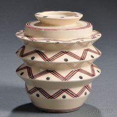 Robert Lallemant (1902-1954) Art Deco Vase | Sale Number 2661B, Lot Number 369 | Skinner Auctioneers