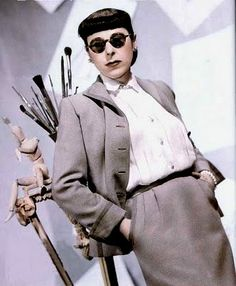 Edith Head (American costume designer)