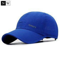 NORTHWOOD  2017 Summer Baseball Cap With Mesh Snapback Hat Solid Bone  Trucker Cap Sun Baseball Hat Peaked Dad Cap For Adult 66a82dd99bc