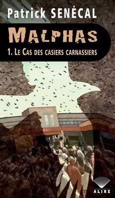 Malphas (séries en 4 volumes) de Patrick Sénécal http://biblio.ville.saint-eustache.qc.ca/search~S2*frc/X?malphas+patrick+senecal&SORT=AX