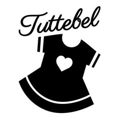Tuttebel geboortesticker