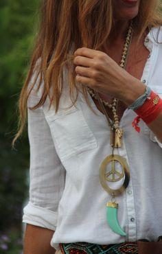 shirt and belt ..so hippie