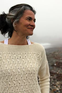 Ravelry: Fog Cutter pattern by Thea Colman